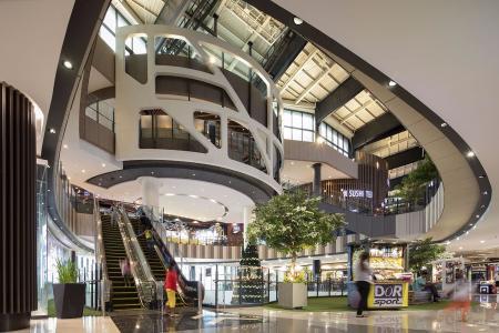商业中心设计图