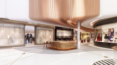 商业中心设计灵感图
