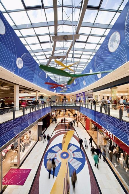 商业中心设计免费