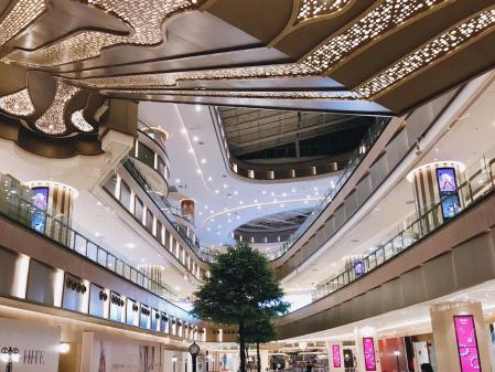 高清图 商业中心