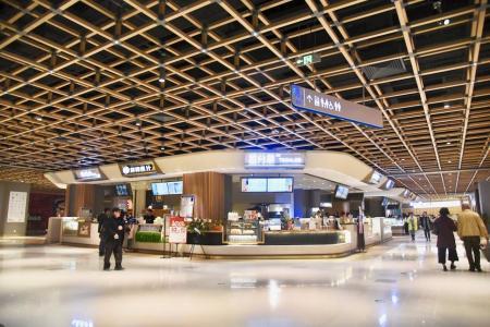 设计高清图 商业中心