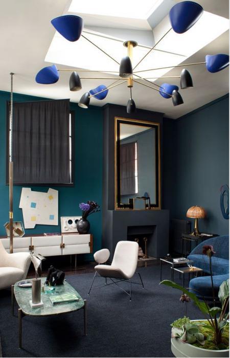 简约风格客厅装饰设计图片