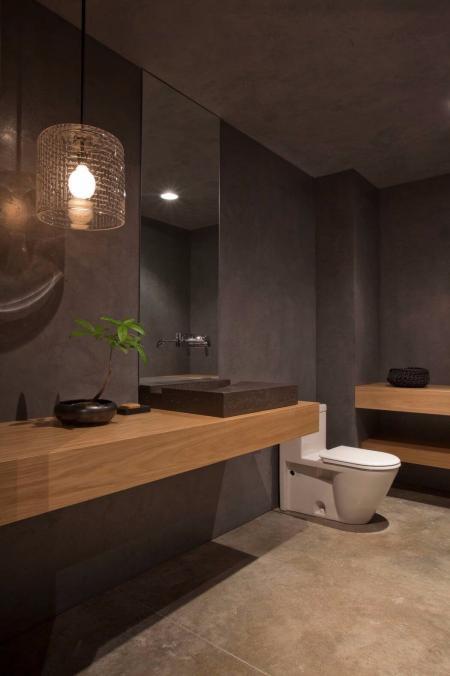 日式简约原木风格