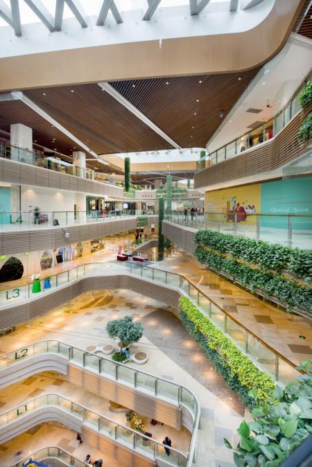 现代购物中心设计参考