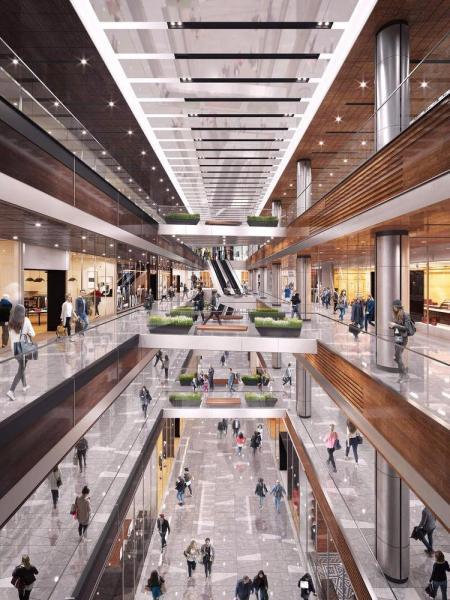 现代购物中心设计设计图片