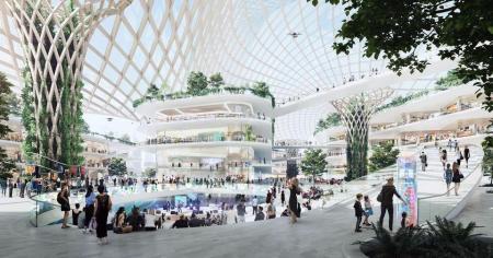 现代购物中心设计案例