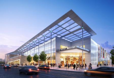 现代购物中心设计design