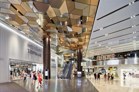 现代商场设计design