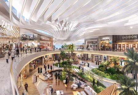现代购物中心灵感来源