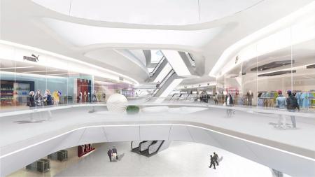 现代商场照片灵感