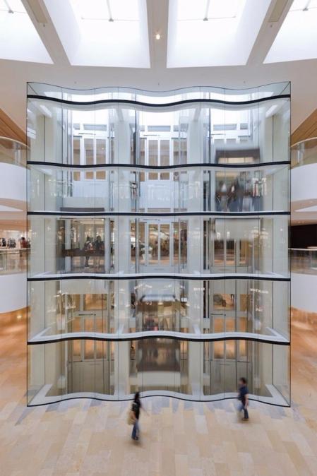 现代风格购物中心设计灵感