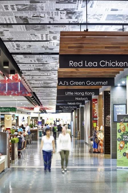 现代风格商场设计参考