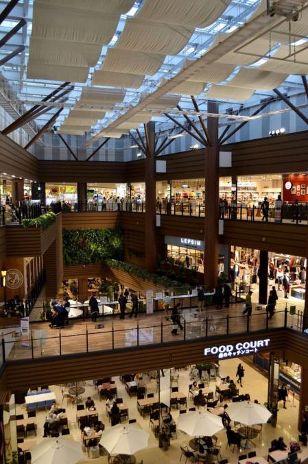 现代风格商场设计概念