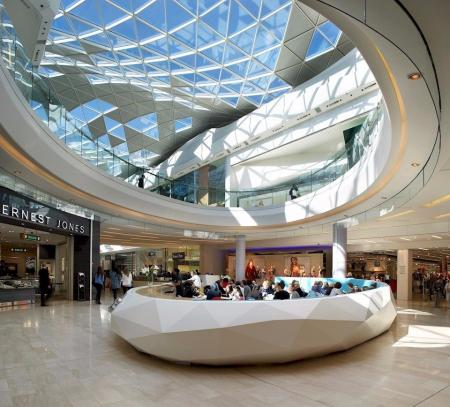 现代风格shopping mall灵感