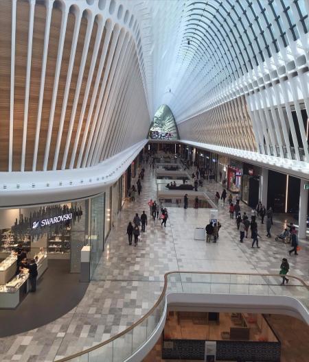 现代风格商场照片方案