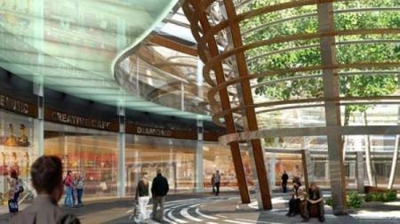 现代风格商场照片灵感