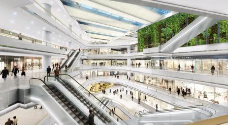 现代风格购物中心照片灵感