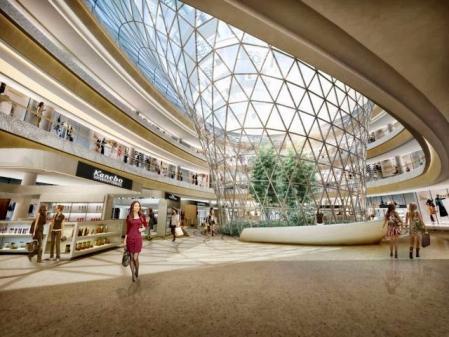 未来购物中心设计参考