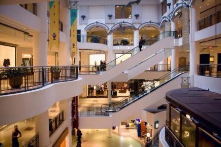 未来购物中心设计design