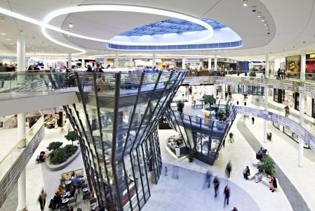未来商场设计灵感来源