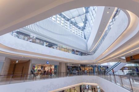 未来商场设计灵感