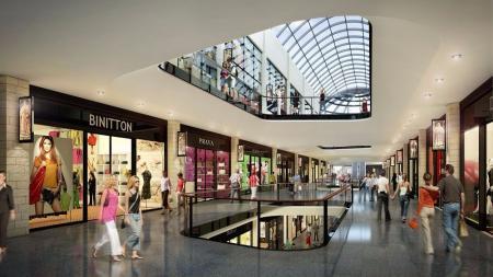 未来购物中心设计图片