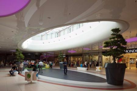 未来购物中心design