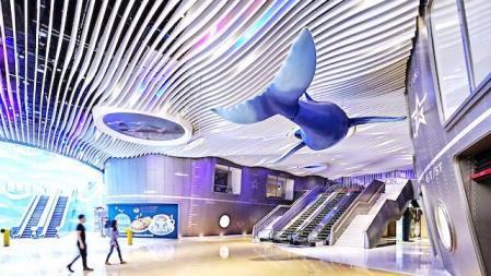 未来shopping mall概念