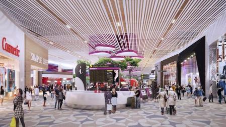 未来商场照片参考图片