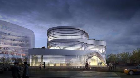 未来购物中心照片参考图片