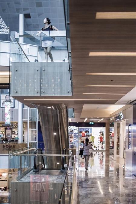 未来风格购物中心设计大全
