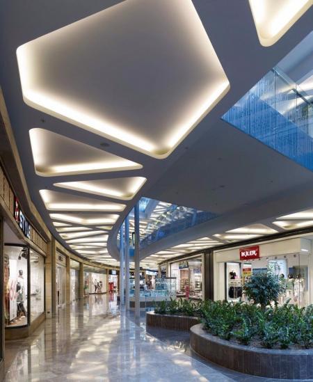 未来风格商业设计方案