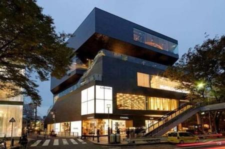 未来风格商场设计概念