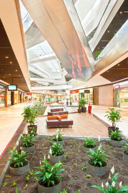 未来风格商场设计设计图片