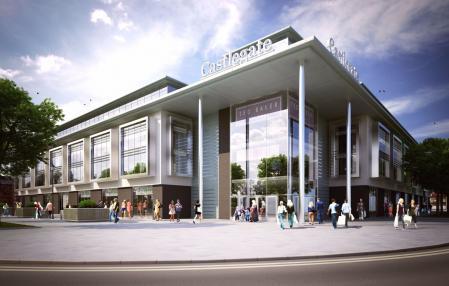 未来风格商场设计大全