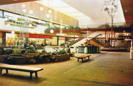 未来风格购物中心参考