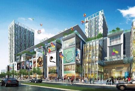 未来风格购物中心design