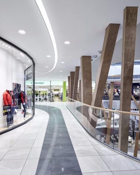 未来风格购物中心大全
