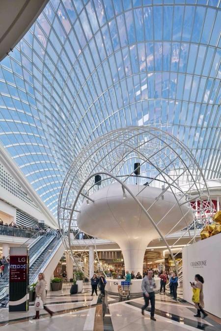 未来风格shopping mall设计图片