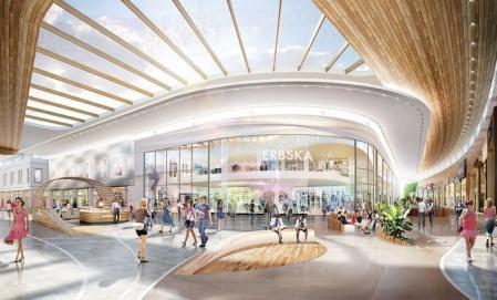 未来风格interior概念