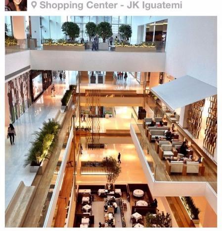 未来风格shopping mall灵感