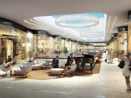 未来风格interior案例