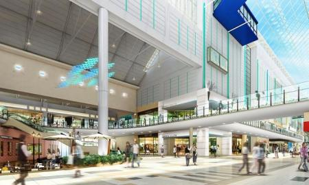 设计感购物中心设计方案