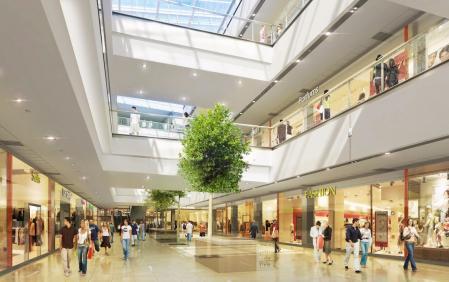 设计感购物中心设计灵感
