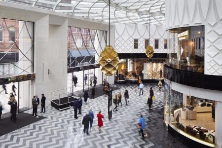 设计感购物中心设计大全