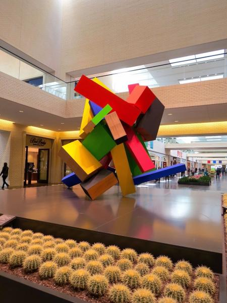 设计感购物中心设计灵感来源