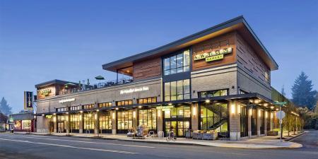 设计感购物中心概念