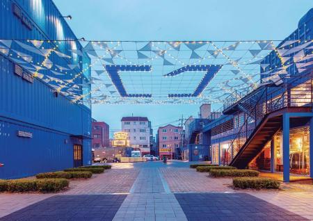 设计感购物中心方案