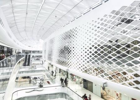 设计感shopping mall参考图片