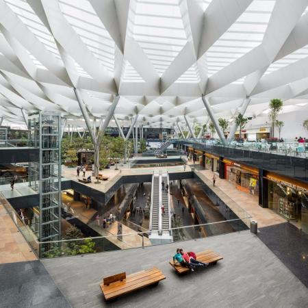 设计感shopping mall灵感